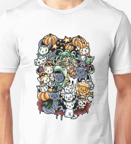 Halloween Cats Unisex T-Shirt