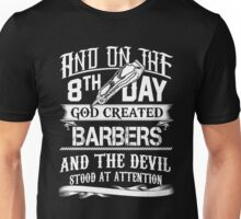 Barbers Special Shirt 2017 Unisex T-Shirt