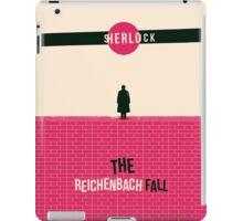 Sherlock Minimalist (6/6) iPad Case/Skin
