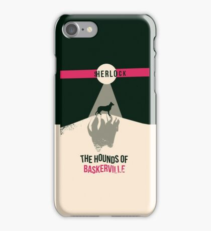 Hounds of Baskerville iPhone Case/Skin
