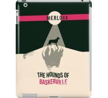 Sherlock Minimalist (5/6) iPad Case/Skin