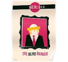 Sherlock Minimalist (2/6) Poster