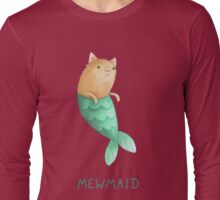 Mewmaid Long Sleeve T-Shirt