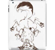 Silly Fox iPad Case/Skin