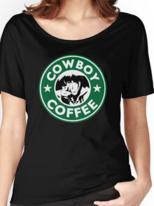 Cowboy Coffee Women's Relaxed Fit T-Shirt