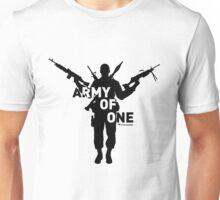 Army Of One (Light) - StrayaGaming Unisex T-Shirt