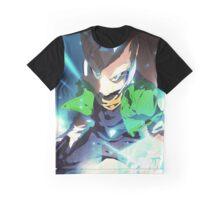 MELEE | Fox - Green Graphic T-Shirt