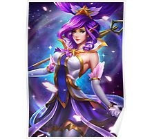 Star Guardian Janna  Poster