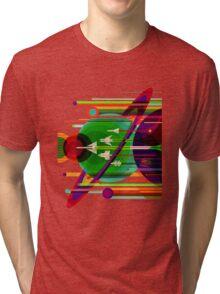 The Grand Tour Tri-blend T-Shirt