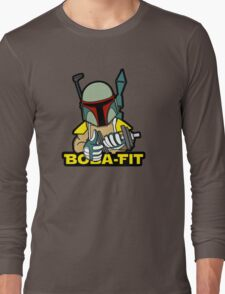 Boba-Fit Long Sleeve T-Shirt