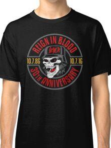 Slayer's 30th Anniversary Tee Classic T-Shirt