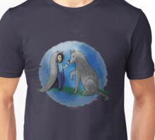 Wolfsjunge - boy of the moon Unisex T-Shirt