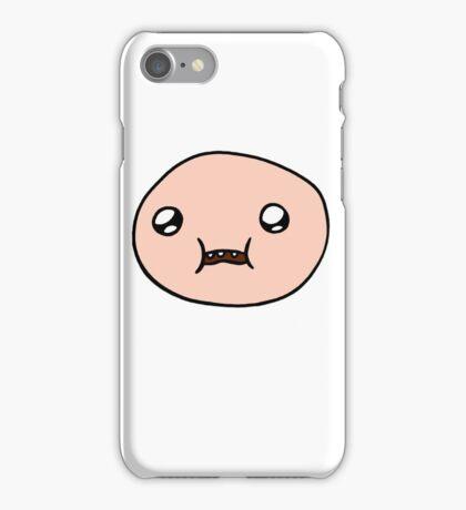 Amazed Finn iPhone Case/Skin