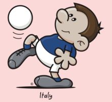 2014 World Cup - Italy Baby Tee