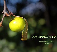 AN APPLE A DAY by leonie7