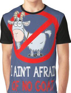 Bill Murrays Goat Tee Graphic T-Shirt