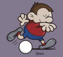 2014 World Cup - Spain Kids Tee