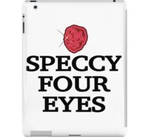 Sorry! - Speccy Four Eyes iPad Case/Skin