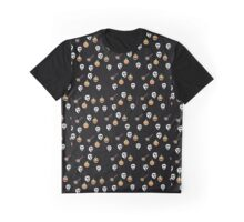 Halloween repeat pattern  Graphic T-Shirt