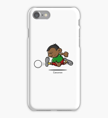 2014 World Cup - Cameroon iPhone Case/Skin