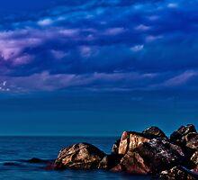 Ashbridges Bay Toronto Canada Sunrise No 4 by Brian Carson