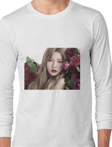 Hyuna for Allure Long Sleeve T-Shirt