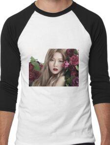 Hyuna for Allure Men's Baseball ¾ T-Shirt