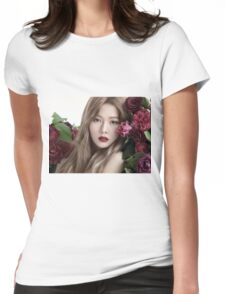 Hyuna for Allure Womens Fitted T-Shirt