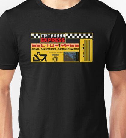 Blade Runner Metrokab Unisex T-Shirt