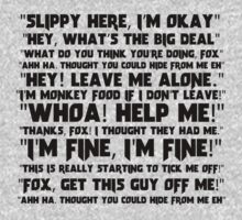 Slippy Quotes - Star Fox by MaxCohn
