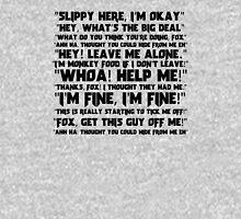 Slippy Quotes - Star Fox Unisex T-Shirt