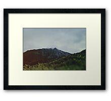 Alaska Frontier Framed Print
