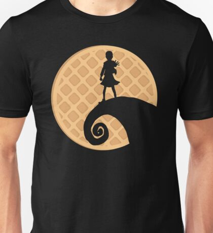 Nightmare before stranger things Unisex T-Shirt