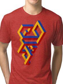 Meander A Tri-blend T-Shirt