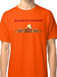 Blade Runner Tyrell building Classic T-Shirt