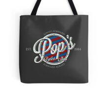 POP'S BARBER SHOP Tote Bag