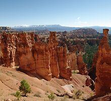 Marvellous Bryce canyon by Régis Charpentier