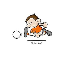 2014 World Cup - Netherlands Photographic Print