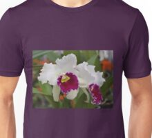 Lovely Large Orchids Unisex T-Shirt