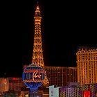 Vegas Lights by Malcolm Katon