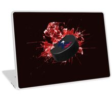 Washington Capitals Puck Laptop Skin