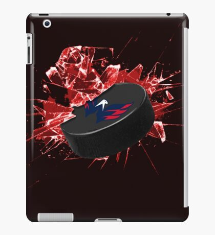 Washington Capitals Puck iPad Case/Skin