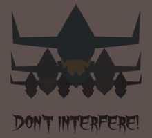 Digimon- Don't Interfere by Alex Griffiths