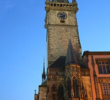 The Town Hall by Keith Larby