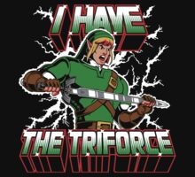 I Have the Triforce One Piece - Short Sleeve