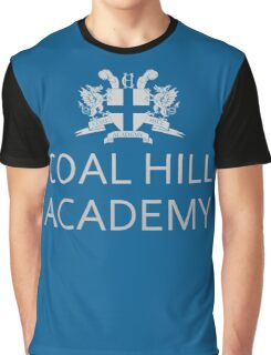 Doctor Who Class Spinoff Logo New Show Coal Hill School Graphic T-Shirt