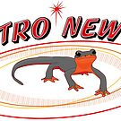Astro Newts by puppaluppa