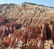 Marvellous Bryce canyon #1 by Régis Charpentier