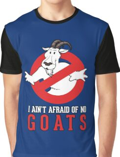 GoatBusters (alt version) Graphic T-Shirt
