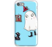 Little ghost iPhone Case/Skin